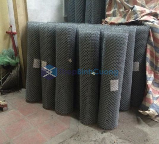 Stainless Galvanized Chain Link Fence Thepbinhcuong